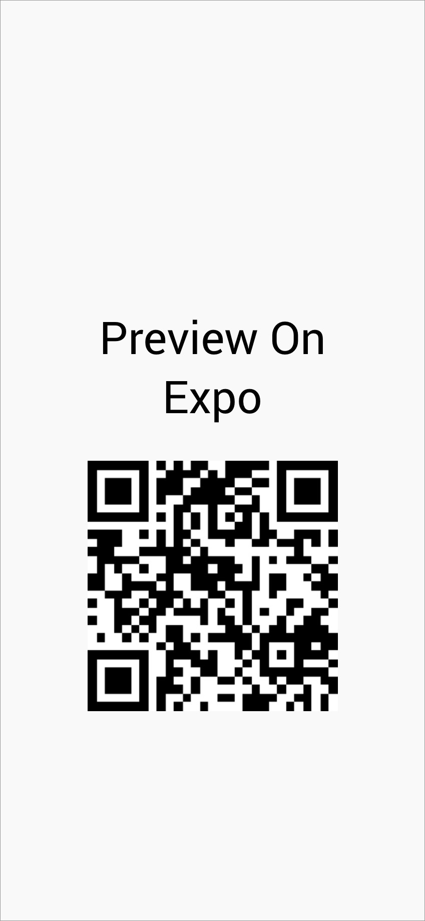 Scan With Expo